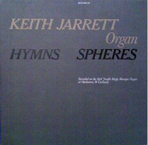 Picture of Keith Jarrett – Hymns - Spheres