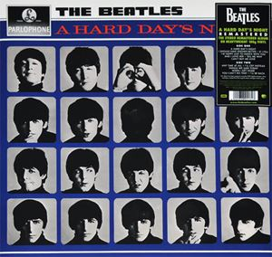 Изображение The Beatles ‎– A Hard Day's Night