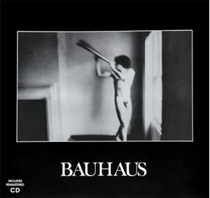 Изображение Bauhaus ‎– In The Flat Field