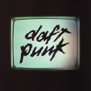 Изображение Daft Punk ‎– Human After All
