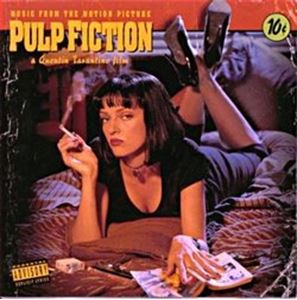 Изображение Pulp Fiction Soundtrack