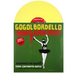 Picture of Gogol Bordello – Immigraniada