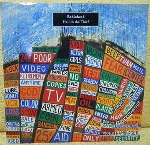 Изображение Radiohead – Hail To The Thief