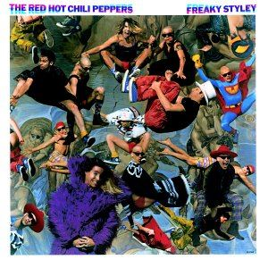 Изображение Red Hot Chili Peppers ‎– Freaky Styley