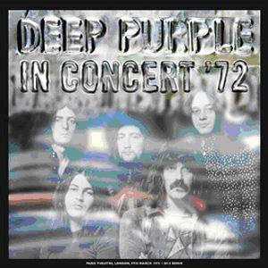 Изображение Deep Purple – In Concert '72