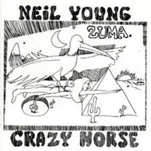 Изображение Neil Young With Crazy Horse ‎– Zuma