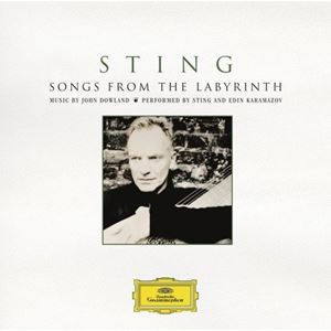 Изображение Sting ‎– Songs From The Labyrinth