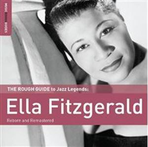Изображение Ella Fitzgerald - The Rough Guide to Jazz Legends: Ella Fitzgerald