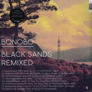Изображение Bonobo – Black Sands Remixed