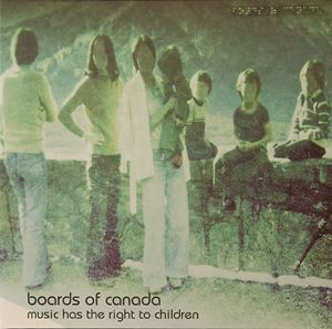 Изображение Boards Of Canada ‎– Music Has The Right To Children