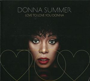 Изображение Donna Summer ‎– Love To Love You Donna