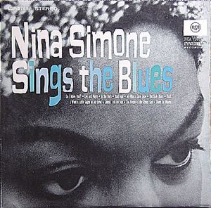 Изображение Nina Simone ‎– Nina Simone Sings The Blues