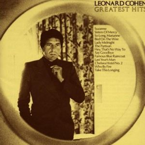 Изображение Leonard Cohen ‎– Greatest Hits