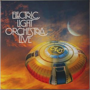 Изображение Electric Light Orchestra ‎– Live