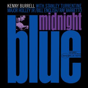 Изображение Kenny Burrell – Midnight Blue