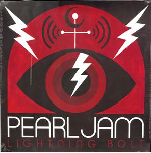 Изображение Pearl Jam ‎– Lightning Bolt