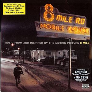 Изображение Music From And Inspired By The Motion Picture 8 Mile