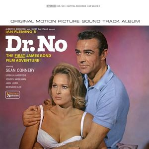 Изображение Monty Norman ‎– Dr. No (Original Motion Picture Sound Track Album)