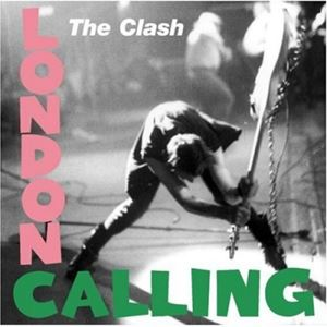 Изображение The Clash ‎– London Calling