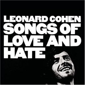 Изображение Leonard Cohen ‎– Songs Of Love And Hate