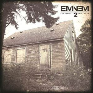Изображение  Eminem ‎– The Marshall Mathers 2