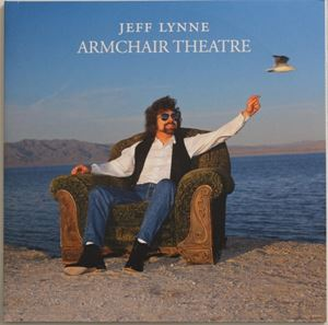 Изображение Jeff Lynne ‎– Armchair Theatre
