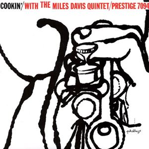 Изображение Miles Davis Quintet – Cookin' With The Miles Davis Quintet