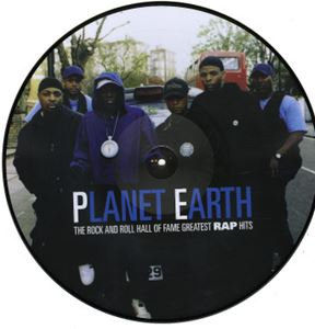 Изображение Public Enemy ‎– Planet Earth (The Rock And Roll Hall Of Fame Greatest Rap Hits)
