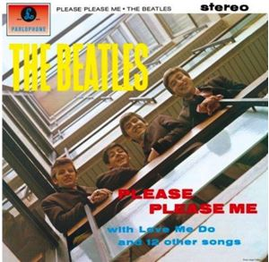 Изображение Beatles ‎– Please Please Me