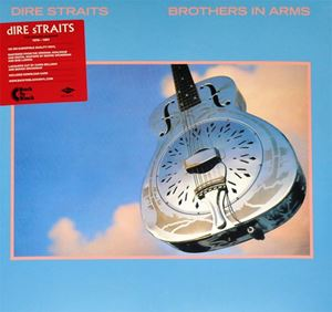 Изображение  Dire Straits ‎– Brothers In Arms