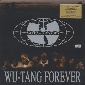 Изображение Wu-Tang Clan – Wu-Tang Forever