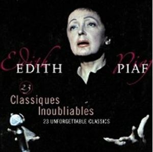 Изображение Edith Piaf - 23 Classiques Inoubliables 23 unforgettable songs