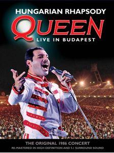 Изображение Queen – Hungarian Rhapsody - Live In Budapest