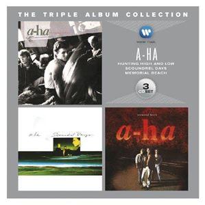 Изображение A-HA - The Triple Album Collection