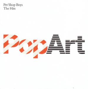 Изображение Pet Shop Boys – PopArt (The Hits)