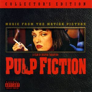 Изображение  Pulp Fiction: Music From The Motion Picture (Collector's Edition)