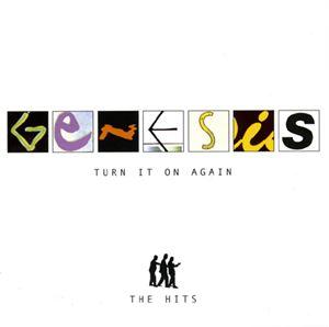 Изображение Genesis – Turn It On Again (The Hits)