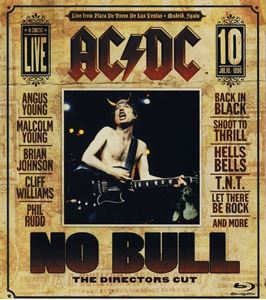 Изображение AC/DC ‎– No Bull (The Directors Cut)