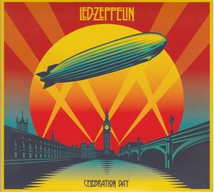 Изображение Led Zeppelin ‎– Celebration Day