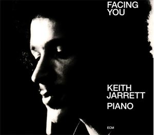 Изображение Keith Jarrett ‎– Facing You