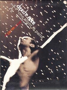 Изображение Depeche Mode ‎– One Night In Paris, The Exciter Tour 2001 (A Live DVD By Anton Corbijn)