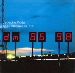 Изображение Depeche Mode ‎– The Singles 86>98