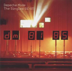 Изображение Depeche Mode ‎– The Singles 81>85