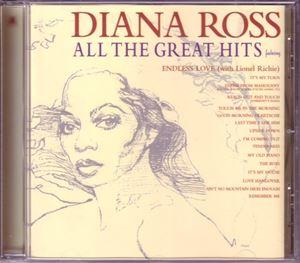 Изображение Diana Ross – All The Great Hits