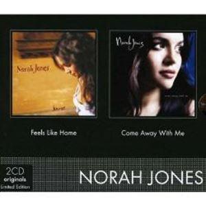 Изображение Norah Jones Come Away with Me/Feels Like Home