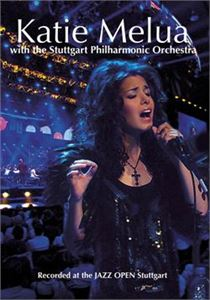 Picture of Katie Melua with the Stuttgart Philharmonic Orchestra