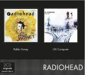 Изображение Radiohead Pablo Honey / Ok Computer
