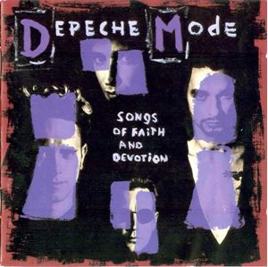 Изображение Depeche Mode ‎– Songs Of Faith And Devotion