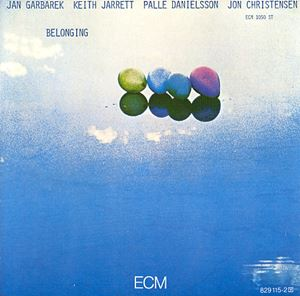 Изображение Jan Garbarek, Keith Jarrett, Palle Danielsson, Jon Christensen - Belonging