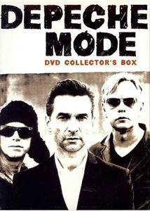 Изображение Depeche Mode DVD Collector's Box